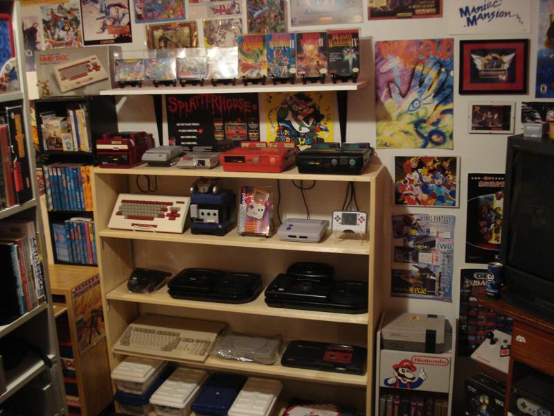 room of doom – Video Games are Rad