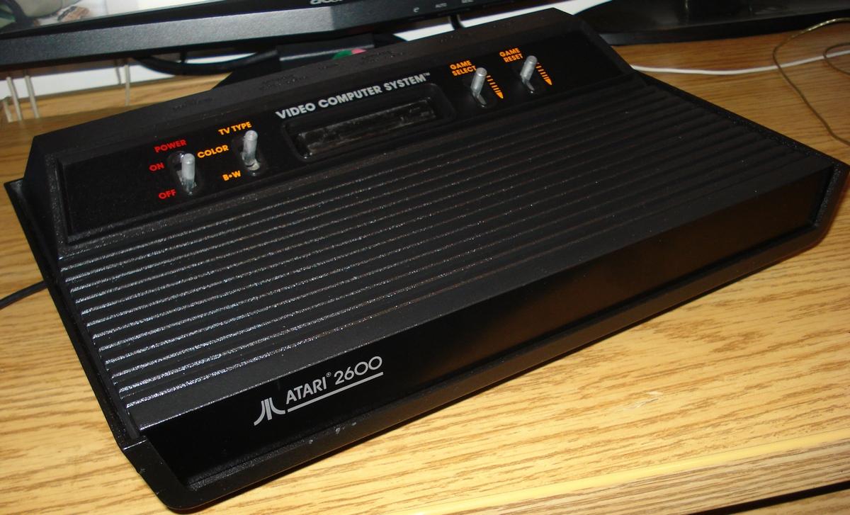 Best looking retro computer console classic gaming general atari forums - Original atari game console ...