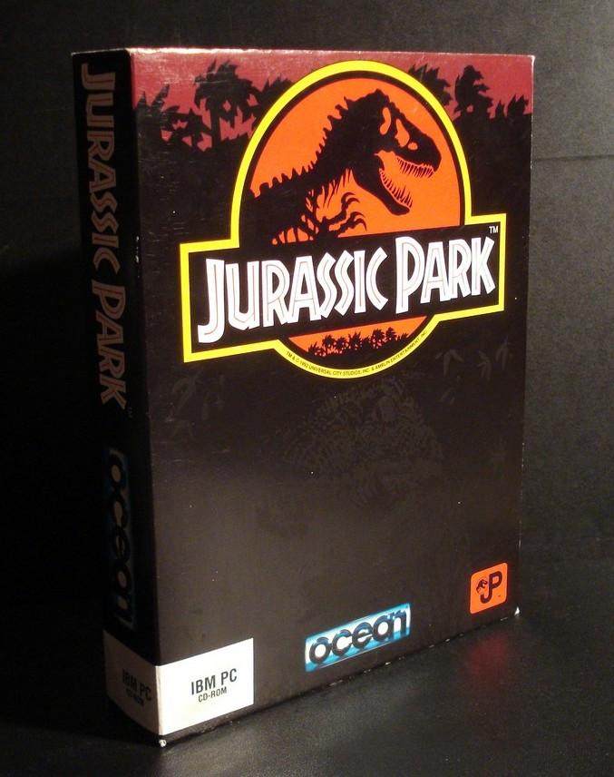 Jurassic Park (IBM PC)