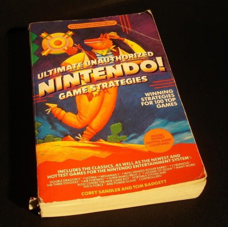 Nintendo Game Strategies Vol. 1